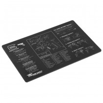 Glock Gunsmith Bench Mat