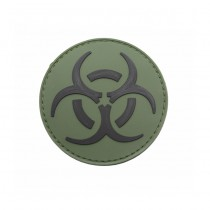 Pitchfork Biohazard Patch - Olive