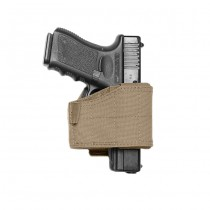 Warrior Universal Pistol Holster Right Hand - Coyote