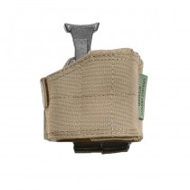 Warrior Universal Pistol Holster Right Hand - Coyote 1