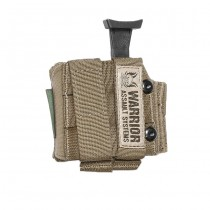 Warrior Universal Pistol Holster Right Hand - Coyote 2