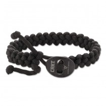 CRKT Quick Release Paracord Bracelet Small - Black
