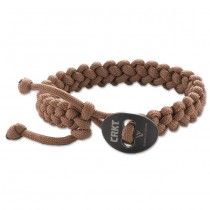CRKT Quick Release Paracord Bracelet Small - Tan