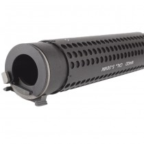 G&P QD Silencer & SR16 Flash Hider 14mm+ CW 3