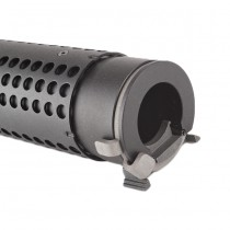 G&P QD Silencer & SR16 Flash Hider 14mm+ CW 5