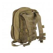 Haley Strategic FLATPACK Expandable Compact Assault Pack - Coyote 2