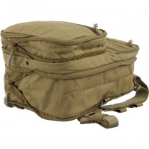 Haley Strategic FLATPACK Expandable Compact Assault Pack - Coyote 4