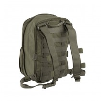 Haley Strategic FLATPACK Expandable Compact Assault Pack - Ranger Green 3