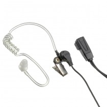 Z-Tactical FBI Style Acoustic Headset - Motorola 2-Pin