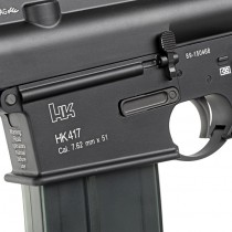 VFC HK417 16 Inch Gas Blow Back Rifle 3