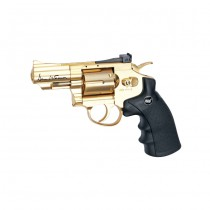 Dan Wesson 2.5 Inch Co2 Revolver - Gold