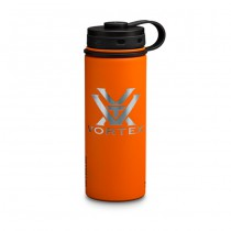 VORTEX Orange Travel Mug