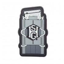 High Speed Gear TACO Patch - Grey