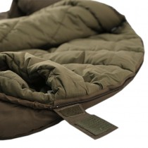 Carinthia Sleeping Bag Brenta Size L Zipper Right Side 4