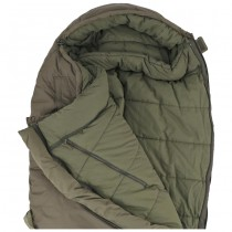 Carinthia Sleeping Bag Wilderness Zipper Left Side