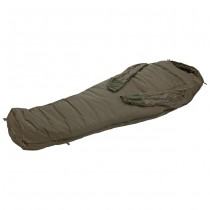 Carinthia Sleeping Bag Wilderness Zipper Left Side 1