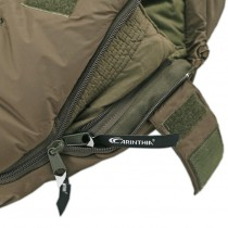 Carinthia Sleeping Bag Wilderness Zipper Left Side 4