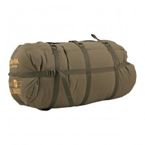 Carinthia Sleeping Bag Wilderness Zipper Left Side 5
