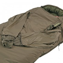 Carinthia Sleeping Bag Wilderness Zipper Right Side 3