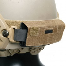 Ops-Core Fast Rear Counterweight - Tan 2