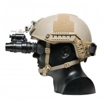 Ops-Core Fast Rear Counterweight - Tan 3