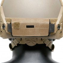 Ops-Core Fast Rear Counterweight - Tan 4