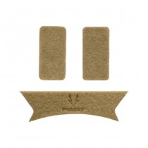 Ops-Core FAST Base Jump Replacement Exterior Velcro L/XL - Tan