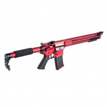 APS ASR119X Demolition Rifle AEG - Red 3