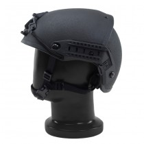 Pitchfork AirVent Level IIIA Tactical Helmet - Black 1