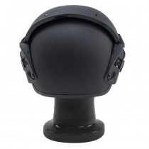 Pitchfork AirVent Level IIIA Tactical Helmet - Black 2