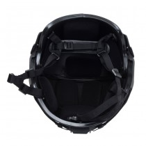 Pitchfork AirVent Level IIIA Tactical Helmet - Black 4