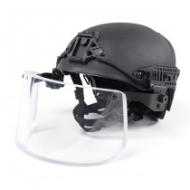 Pitchfork AirVent Level IIIA Tactical Helmet - Black 5