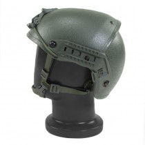 Pitchfork AirVent Level IIIA Tactical Helmet - Olive 1