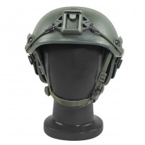 Pitchfork AirVent Level IIIA Tactical Helmet - Olive 2