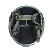 Pitchfork AirVent Level IIIA Tactical Helmet - Olive 3