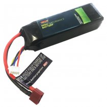 BOL 11.1V 2200mAh 30C Li-Po Battery - Large T-Type