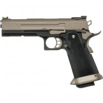 Armorer Works 5.1 Standard Gas Blow Back Pistol HX1103 - Tan