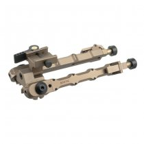 BR-4 Bolt Action Quick Detach Bipod - Tan