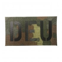 Pitchfork DEU IR Patch - Flecktarn