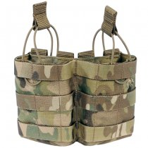 Tasmanian Tiger 2 Single Magazine Pouch Bungee M4 - Multicam