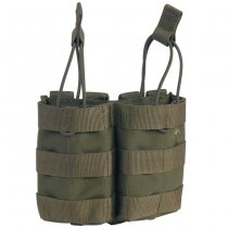 Tasmanian Tiger 2 Single Magazine Pouch Bungee M4 - Olive