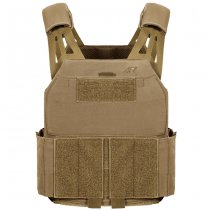 Tasmanian Tiger Low Profile Plate Carrier - Coyote