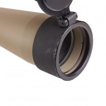 Aim-O 3.5-10x40E-SF Rifle Scope - Dark Earth