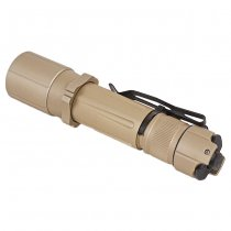 Opsmen FAST 501 High-Output Tactical Flashlight 1000 Lumen - Coyote