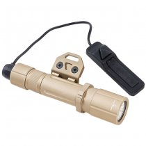 Opsmen FAST 501M High-Output M-Lok Flashlight 1000 Lumen - Coyote