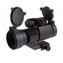 Aim-O M2 Red Dot Sight & Cantilever Mount - Black