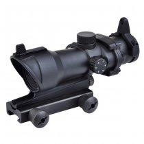 Aim-O ACOG 1x32 Red & Green Dot Sight - Black