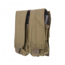Double Closed M4/M16 Magazine Pouch - Tan
