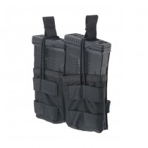 Double Open .308 Magazine Pouch - Black