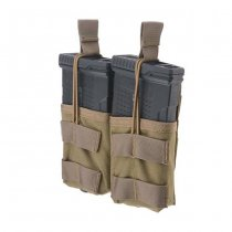 Double Open .308 Magazine Pouch - Tan